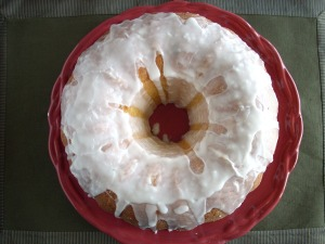 Whole Lemon Bundt Cake