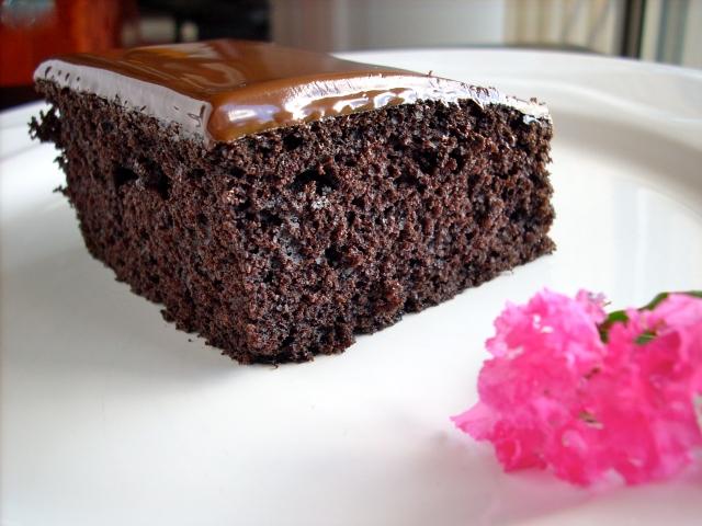 Pantry Chocolate Cake.